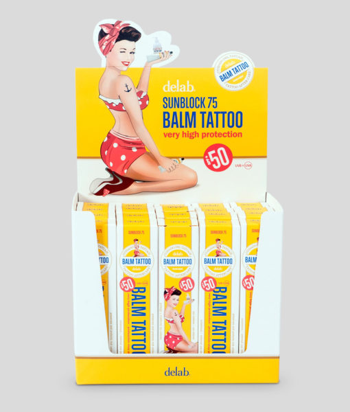 Balm Tattoo Sunblock Display