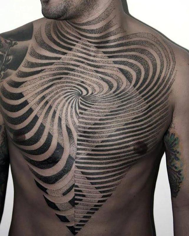 Balm Tattoo Artist Narazeno Tubaro