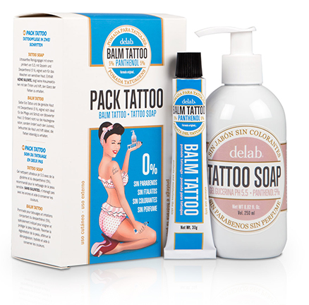 Balm Tattoo Packs