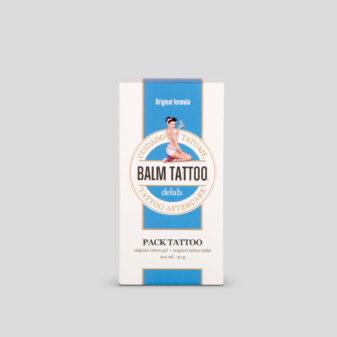 Balm Tattoo pack Original