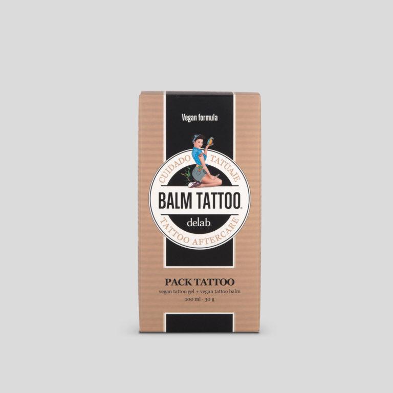 Balm Tattoo pack Vegan