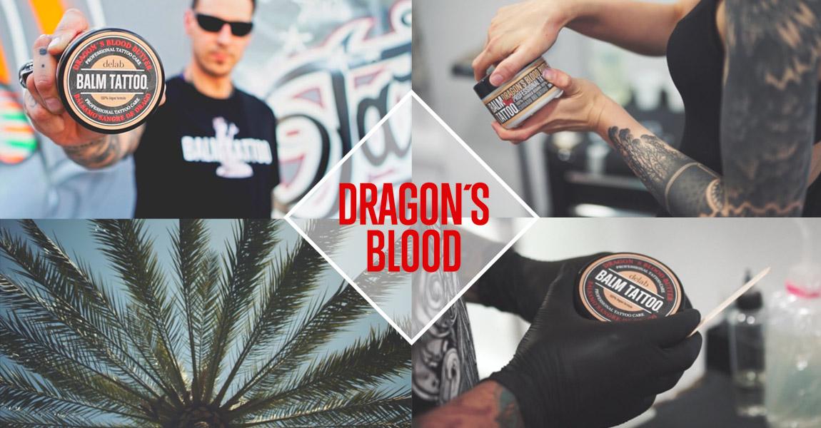 Balm Tattoo Dragon Blood