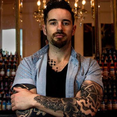 Balm Tattoo Artist Charles Huurman