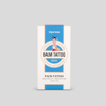 Balm Tattoo pack Original
